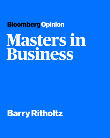 Bloomberg Opinion - Masters in Business